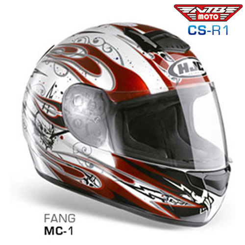 HJC CS-R1 (4colors)/FULL FACE HELMETS