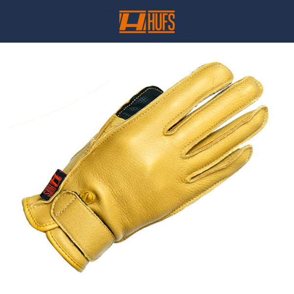 HUFS 361 CLASSIC YELLOW GLOVES