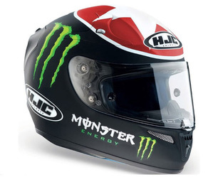HJC Rpha10 Monster MC-1 Ben Spies / 알파10 몬스터 MC-1 벤스파이스 (S/1,350g)